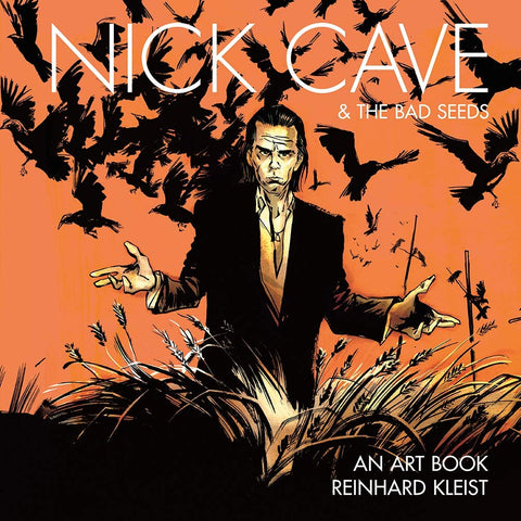 OK Comics | Nick Cave Art Book by Reinhard Kleist