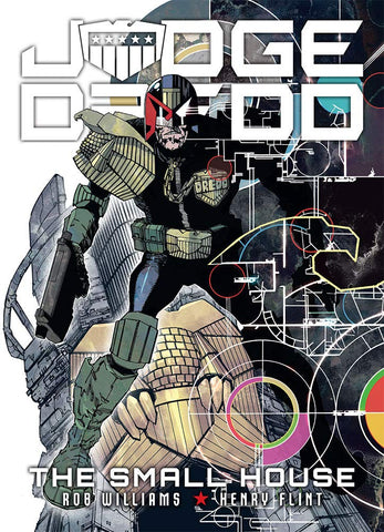Judge Dredd The Small House by Rob Williams and Henry Flint