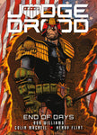 Judge Dredd End of Days by Rob Williams