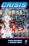 Crisis on Infinite Earths by Marv Wolfman and George Perez