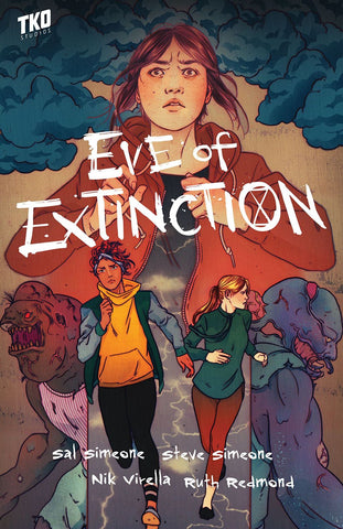 OK Comics | Eve of Extinction by Sal and Steve Simeone