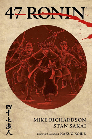 47 Ronin by Mike Richardson and Stan Sakai