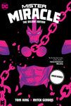 Mister Miracle Deluxe Edition by Tom King and Mitch Gerads