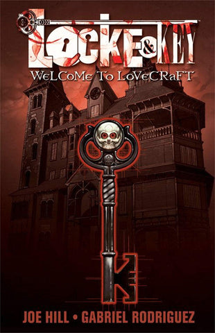 Locke and Key Volume 1 by Joe Hill and Gabriel Rodriguez