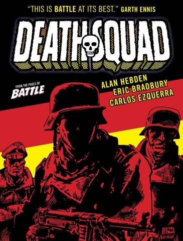 Death Squad by Alan Hebden, Eric Bradbury and Carlos Ezquerra