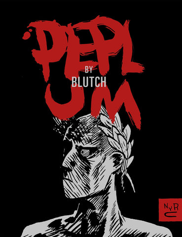 Peplum by Blutch