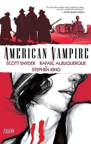American Vampire Volume 1 by Scott Snyder, Rafael Albuquergue and Stephen King
