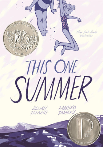 OK Comics | This One Summer by Mariko Tamaki