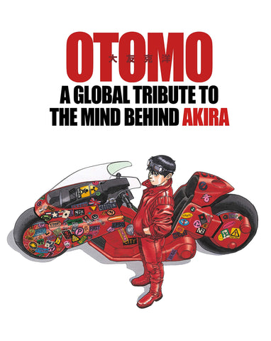 Otomo: A Global Tribute to the Mind Behind Akira by Various Artists
