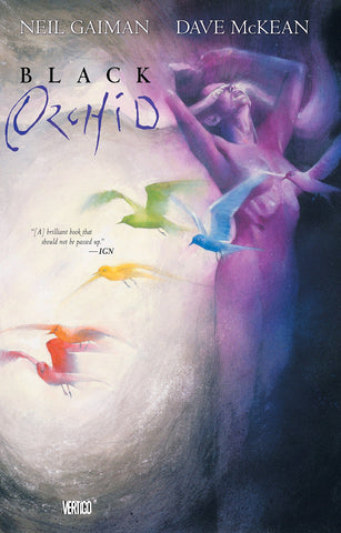 Black Orchid by Neil Gaiman and Dave McKean