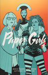 Paper Girls Volume 4 by Brian K Vaughan and Cliff Chiang