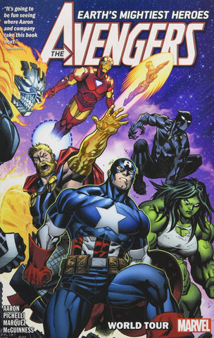 Avengers Volume 2 by Jason Aaron and Sara Pichelli
