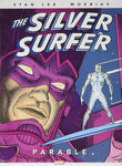 The Silver Surfer Parable by Stan Lee and Moebius