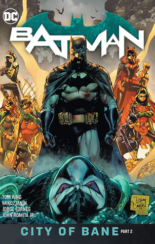 Batman City of Bane Part 2 by Tom King and Tony S Daniel