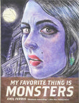 OK Comics | My Favorite Thing is Monsters by Emil Ferris