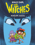 The Witches: The Graphic Novel Hardcover by Roald Dahl and Penelope Bagieu