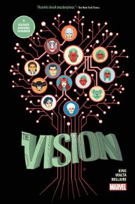 The Vision Complete Collection by Tom King and Gabriel Walta