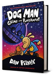 Dog Man Volume 9: Grime and Punishment (Hardcover) by Dav Pilkey