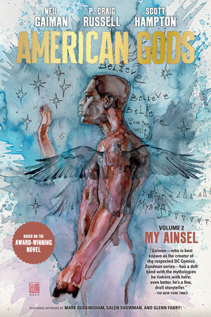 American Gods Volume 2 by Neil Gaiman and P. Craig Russell