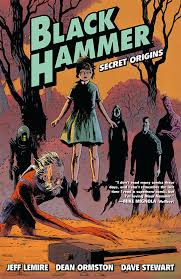 Black Hammer Volume 1 With Signed Print by Jeff Lemire and Dean Ormston