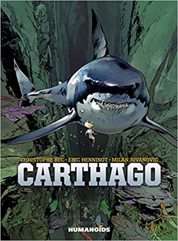 OK Comics | Carthago by Christophe Bec