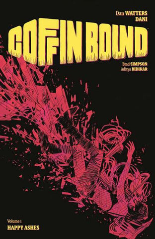 OK Comics | Coffin Bound by Dan Watters and Dani