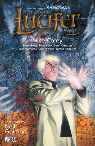 Lucifer Book 1 by Mike Carey and more