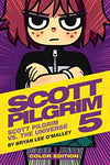 Scott Pilgrim VS The World Color Edition Volume 5 by Bryan Lee O'Malley