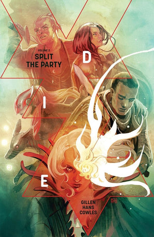 OK Comics | Die Volume 2 by Kieron Gillen