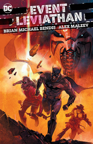 Event Leviathan by Brian Michael Bendis and Alex Maleev