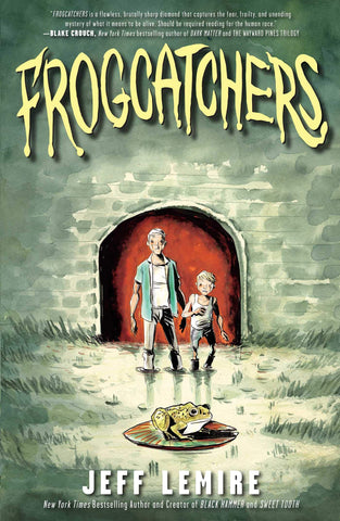 OK Comics | Frogcatchers by Jeff Lemire