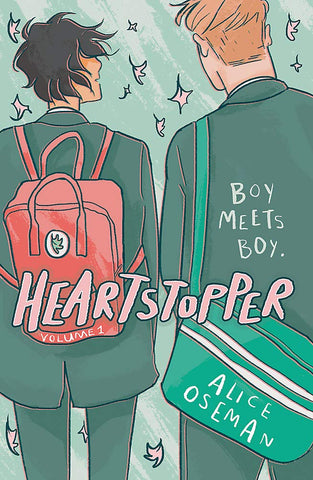 OK Comics | Heartstopper Volume 1 by Alice Oseman
