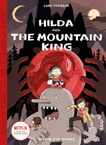 OK Comics | Hilda and the Mountain King by Luke Pearson