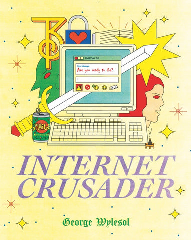 OK Comics | Internet Crusader by George Wylesol