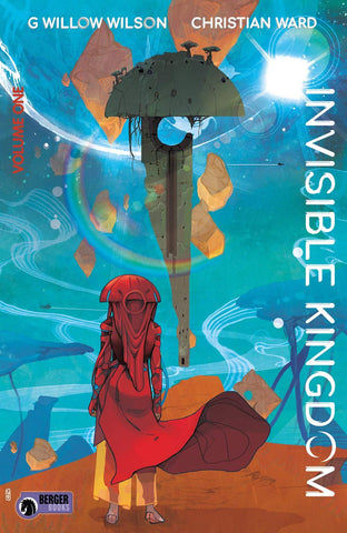 OK Comics | Invisible Kingdom by G. Willow Wilson