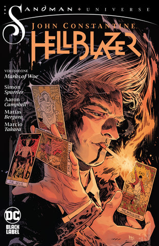 Hellblazer Volume 1 by Simon Spurrier and Aaron Campbell
