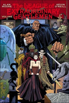 League of Extraordinary Gentleman Volume 2 by Alan Moore and Kevin O'Neill
