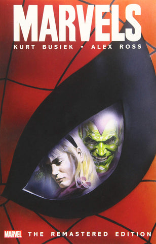 OK Comics | Marvels by Kurt Busiek and Alex Ross