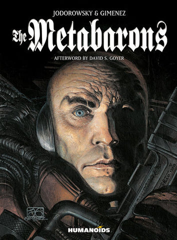 The Metabarons by Jordorowsky and Gimenez