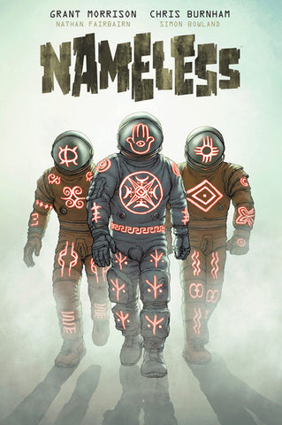 OK Comics | Nameless by Grant Morrison and Chris Burnham