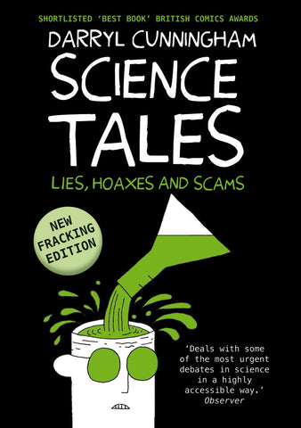 Science Tales by Darryl Cunningham