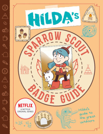 Hilda's Sparrow Scout Badge Guide