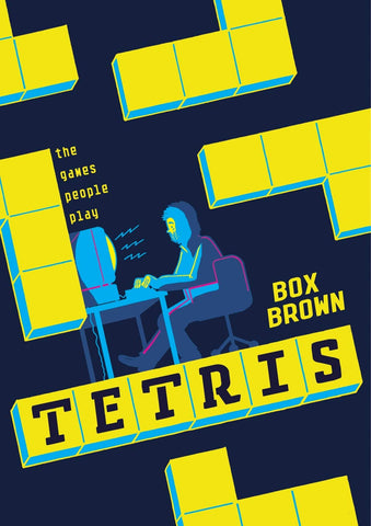 OK Comics | Tetris: The Games People Play by Box Brown