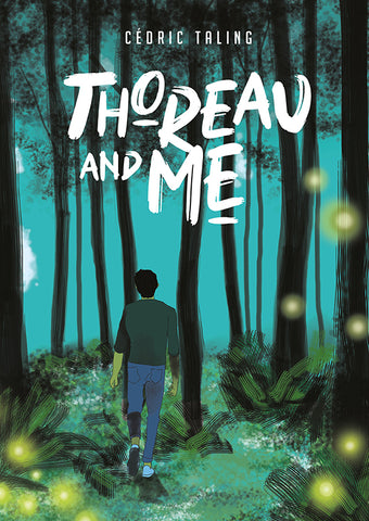 OK Comics | Thoreau and Me by Cédric Taling