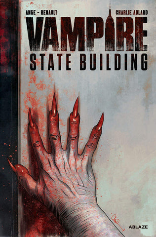 Vampire State Building by Ange-Renault and Charlie Adlard