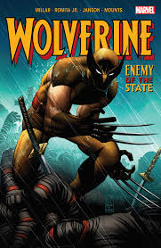 OK Comics | Wolverine: Enemy of the State by Frank Miller and Romita JR