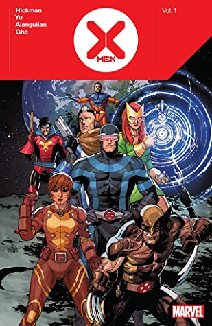 X-Men Volume 1 by Jonathan Hickman