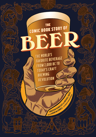 Comic Book Story of Beer