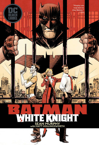 Batman White Knight Hardcover by Sean Murphy