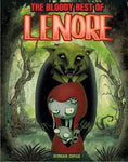 The Bloody Best of Lenore by Roman Dirge